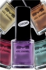 BYS Chrome  Pret: 15,00RON    http://www.makeupcenter.ro/bys-bys-chrome-p-423.html