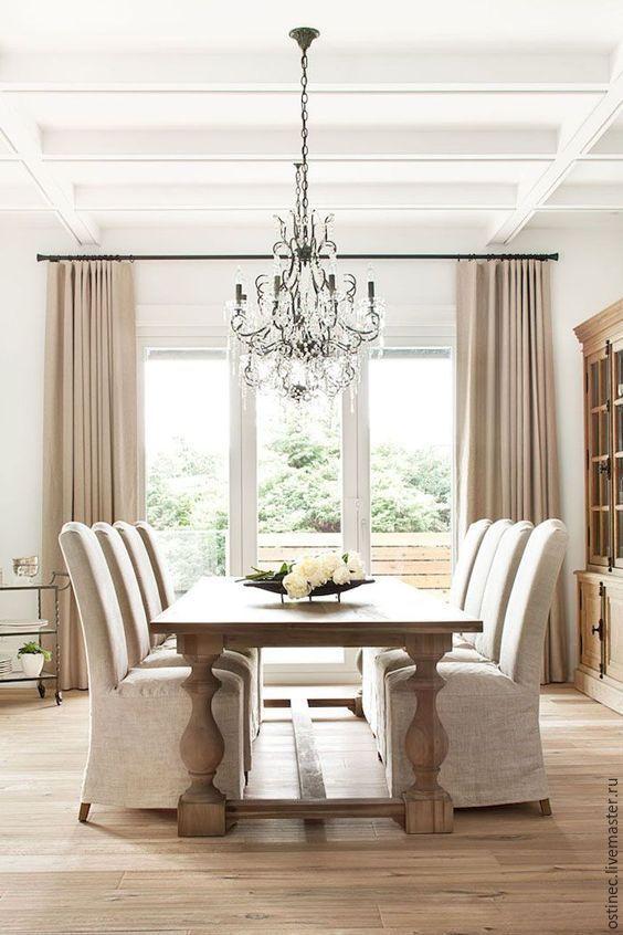 Купить Обеденный стол в классическом стиле из массива ясеня или дуба Ольга в интернет магазине на Ярмарке Мастеров