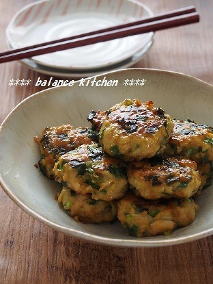 たけのことニラのふわふわ豆腐つくね by 河埜 玲子 | レシピサイト「Nadia | ナディア」プロの料理を無料で検索
