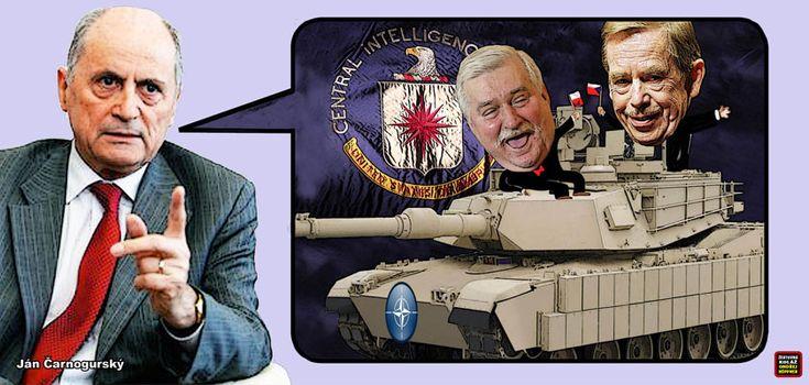 Bývalý slovenský premiér: Nechtěli jsme zavléct naši zemi do NATO. Havel i Walesa se stali americkými agenty. Putin brání civilizační hodnoty. EU je v područí USA. Opět v disentu
