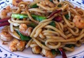 Soun Goreng Daging Cincang (Cina)