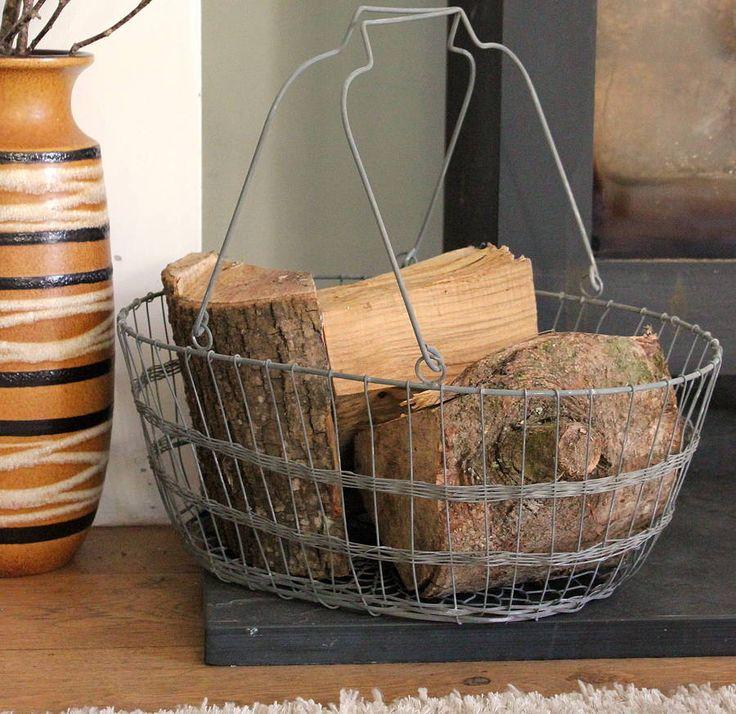 Wire Storage Basket