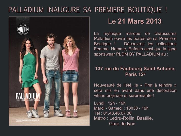 Chaussures pour femmes, hommes, enfants, PLDM by Palladium.