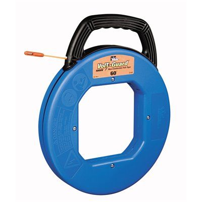 IDEAL 60-ft Fiberglass Fish Tape