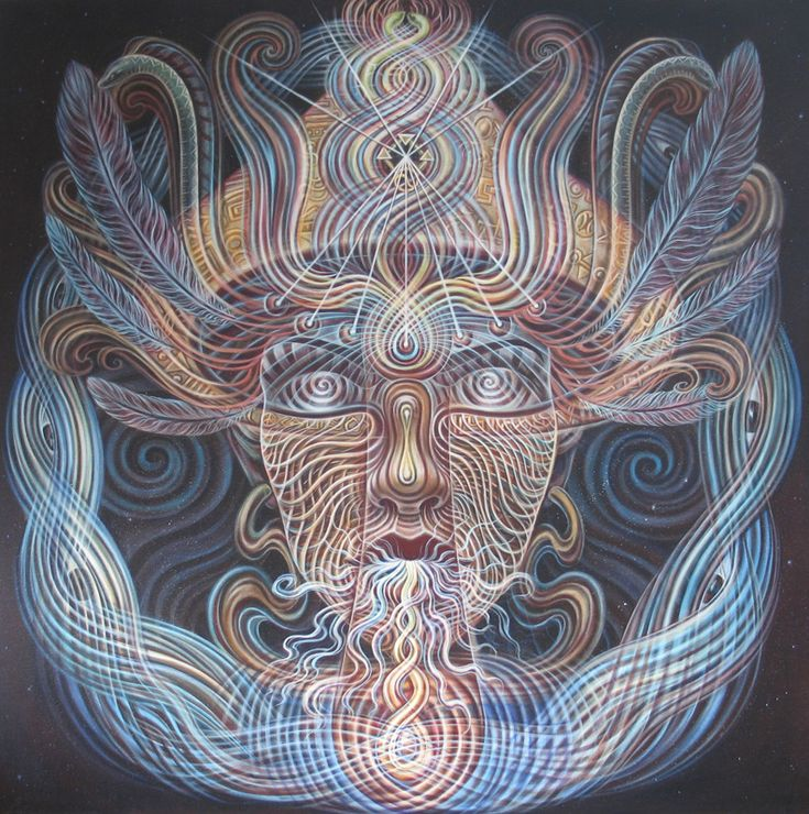 The Shaman by ~asage    (Source: blissdreaming, via transparency101-deactivated2011)