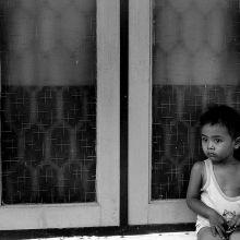 Menyendiri  © Purwanto Rass