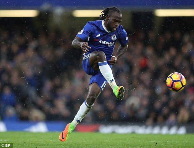Victor Moses says Chelsea are simply focused on winning as many games as possible