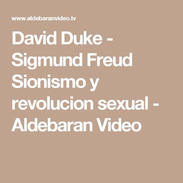 David Duke - Sigmund Freud Sionismo y revolucion sexual - Aldebaran Video