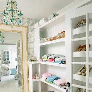 Closet Chandelier