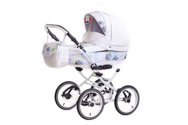 Детская коляска Adamex 2 в 1 Katrina Кожа 2S  Цена: 330 USD  Артикул: MP10129  Детская коляска Adamex 2 в 1 Katrina Кожа - это многофункциональная, стильная классическая коляска для Вашего малыша.  Подробнее о товаре на нашем сайте: https://prokids.pro/catalog/kolyaski/kolyaski_2_v_1/detskaya_kolyaska_adamex_2_v_1_katrina_kozha_2s/