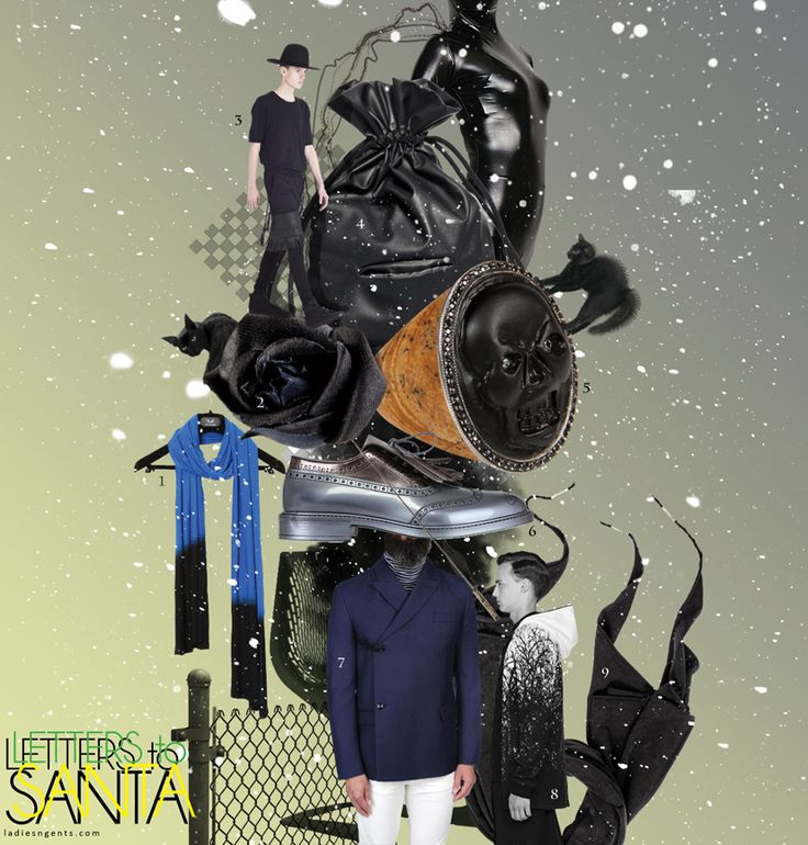 Letters to Santa http://www.ladiesngents.com/en/dreambox/men/LETTERS-TO-SANTA-03.asp?thisPage=1