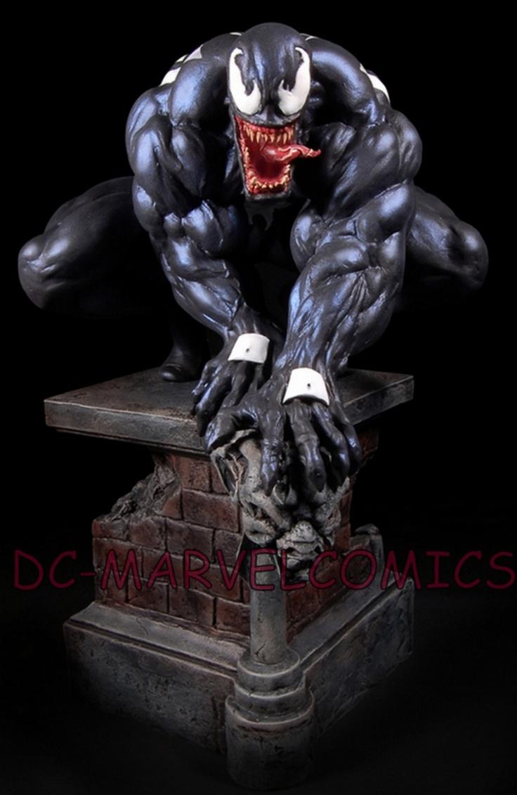 Bowen Desings★venom Statue Classic Version★spider Man Sideshow | eBay