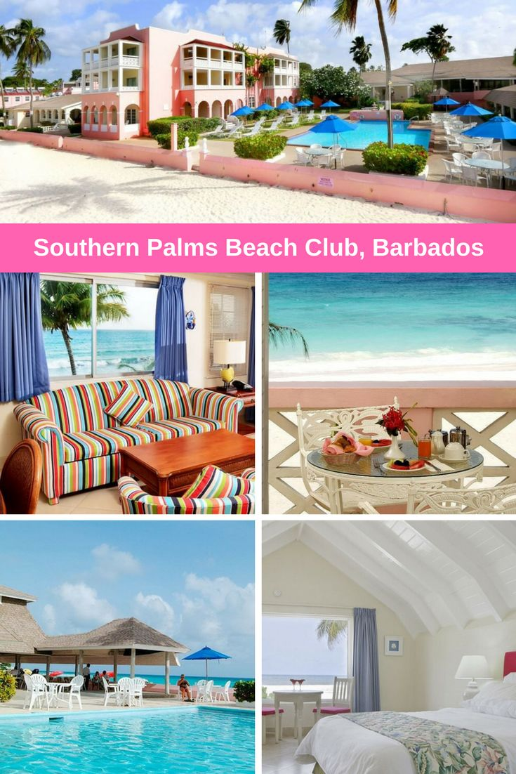 Southern Palms Beach Club, Barbados wonderfully blends the extensive on-site facilities of a large-scale resort with the warmth of a small hotel