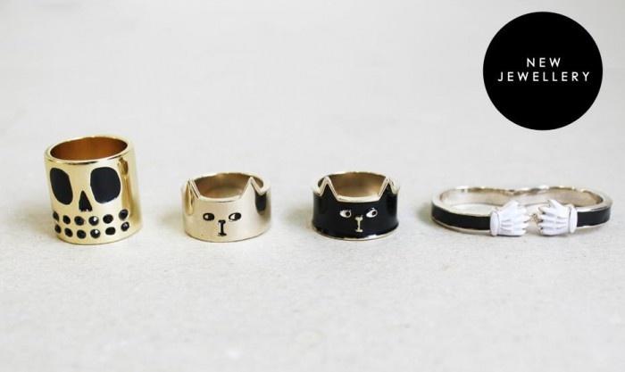 Lazy Oaf new rings ya en Delimbo!
