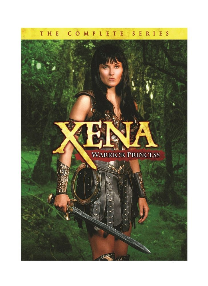 Xena: Warrior Princess - The Complete Series TV New DVD | DVDs & Movies, DVDs & Blu-ray Discs | eBay!