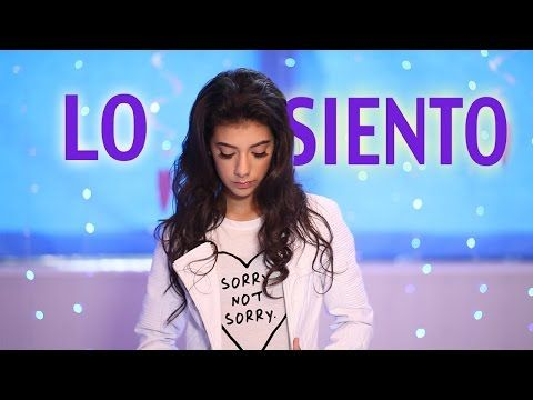 """(1) Justin Bieber """"Sorry"""" - SPANISH Cover by Giselle Torres (""""Lo Siento"""") - YouTube"""