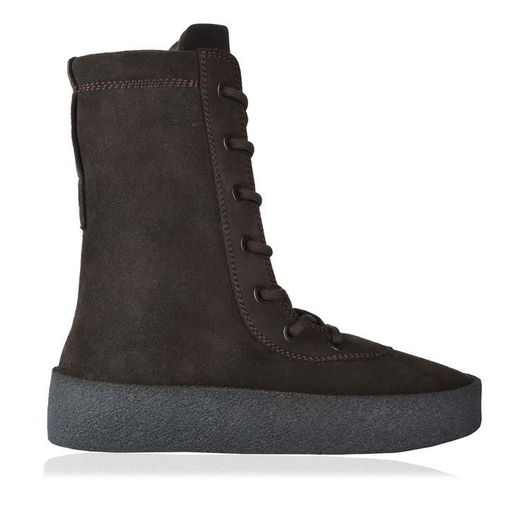 Yeezy Crepe Boots in black in size UK6 and UK7 for 159 at Flannels on sale! http://ift.tt/2x8FCVD
