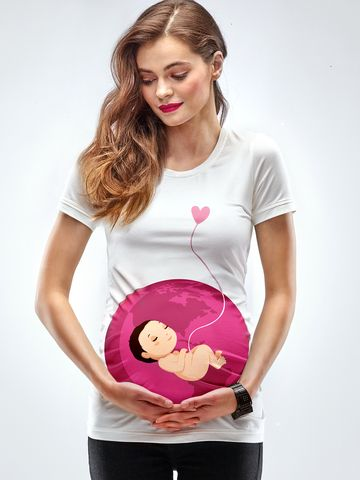 You are my World Maternity Tshirt