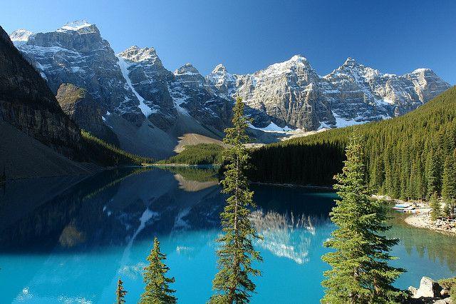Canada - Lago Moraine