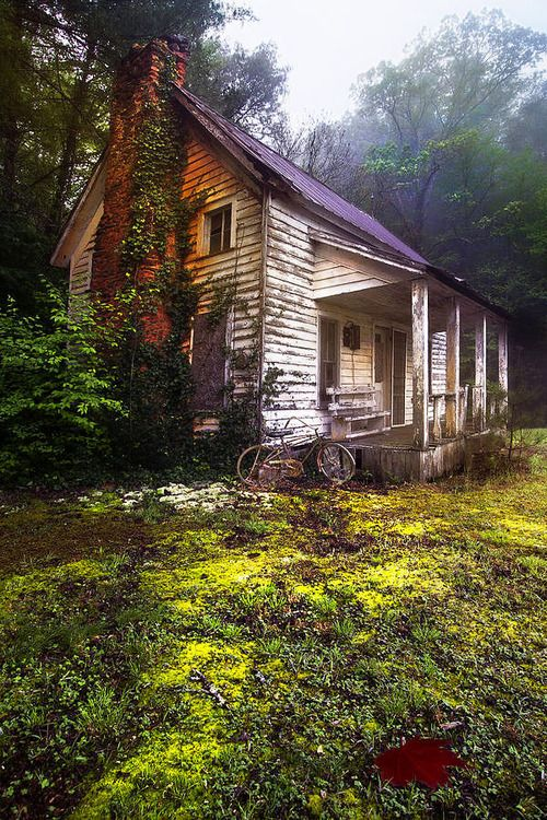 Just a memory abandon home in the appalachians for Appalachian mountain cabins