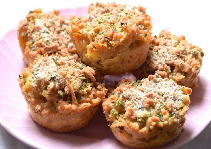 KIDS: Mac & Cheese Muffins