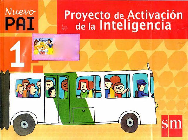 """Les dejo el libro """"Proyecto de activación de la inteligencia 1″Descargar libro aquí:Proyecto de Activación de la inteligencia 1"""