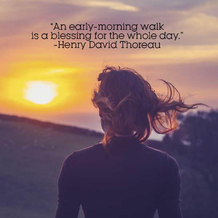 Early Morning Blessing Quotes: 17 Best Images About Walking: Inspirational Quotes On