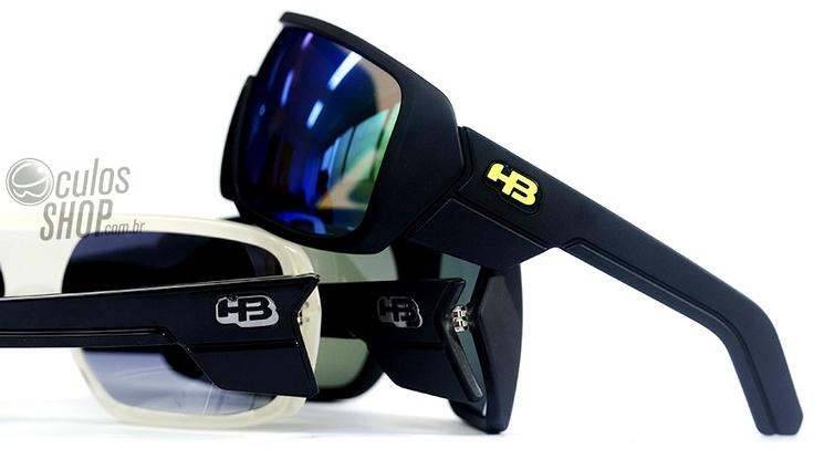 Estilo máscara sempre em alta! #oculos #sunglass #hb #mascara