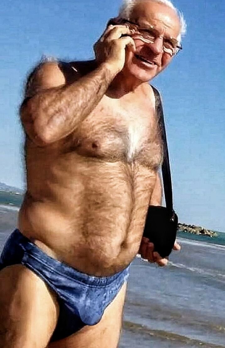 Photos of older men with nice cocks gay