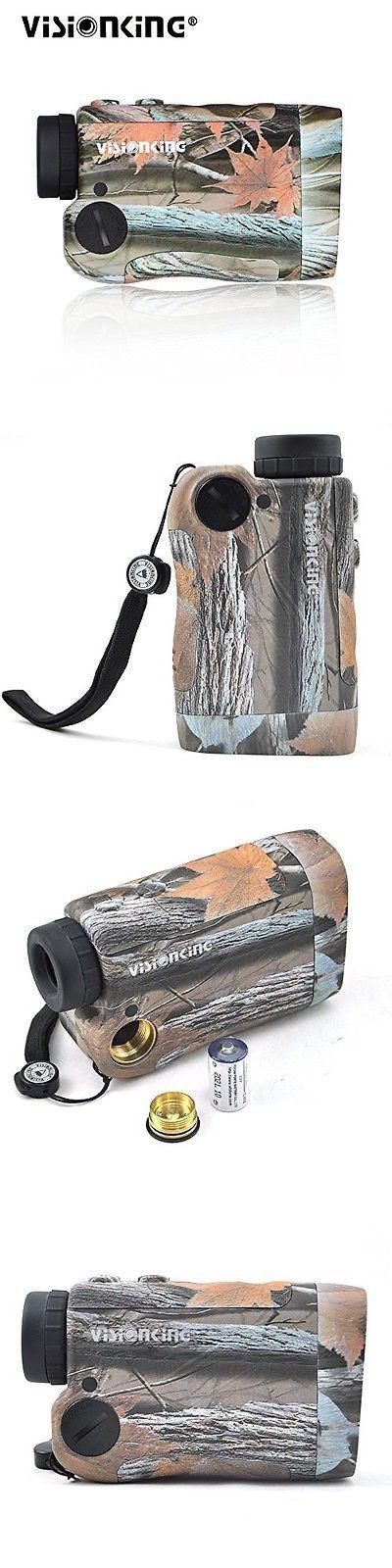 Range Finders 31712: Visionking Rangefinder 6X25 Laser Range Finder Hunting Golf Rain Model 600 M New BUY IT NOW ONLY: $126.89