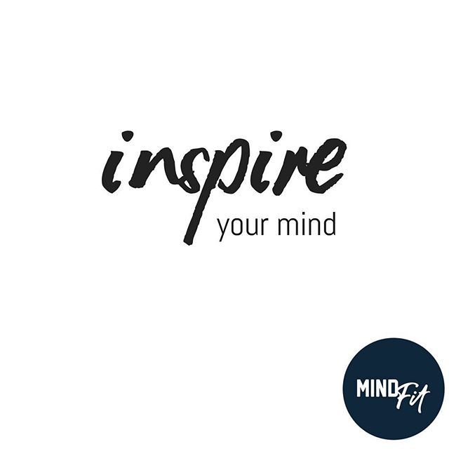 INSPIRE ✔️ Inspire your mind. Health certainly isn't all physical. Looking after your mental health is just as important. Find what works for you for a bit of time out and/or for invigorating your mind: reading, running, facial, journaling, hiking, hanging with friends and family. Just make sure you take time for you 😘 #MINDFitInspire #mindfitnz