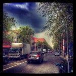 On dirait que le ciel va nous tomber sur la tête… #meteo #weather #sky #montreal #quebec #skyporn #livemontreal