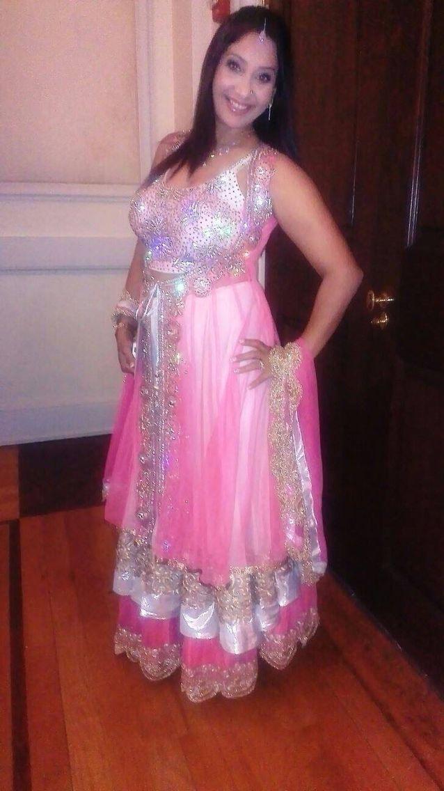 Lehenga choli, Indowestern, fusion, Indian wear, net top, crop top, embroidery, Indian designer, Punjabi, custom order