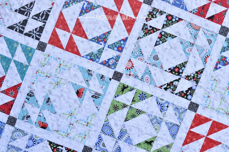 Hi all!  Today is my stop on the Folk Art Fantasy Blog Hop featuring Amanda Murphy's latest line for Benartex Fabrics.  I was immediately drawn to Amanda's booth at quilt market in May.…