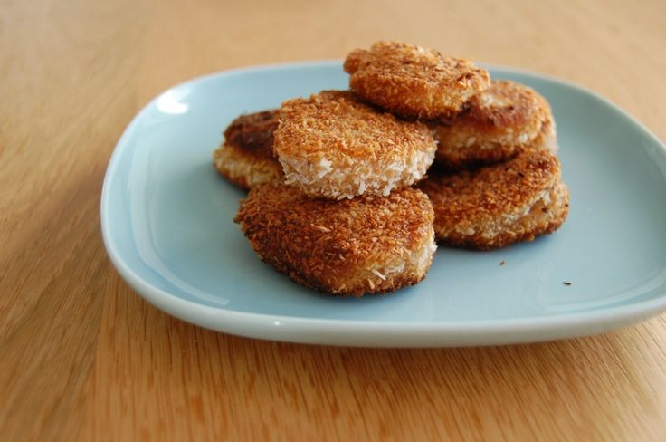 Coconut Plantain Nuggets | fastPaleo Primal and Paleo Diet Recipes