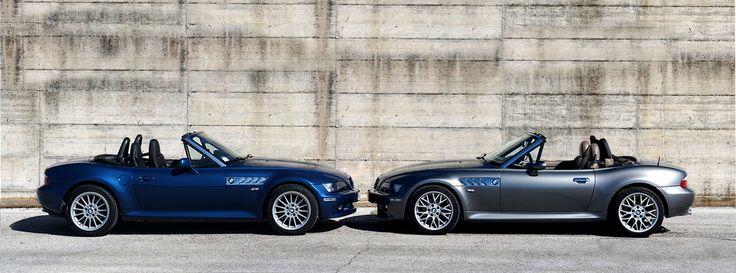 2001 BMW Z3 2.2i