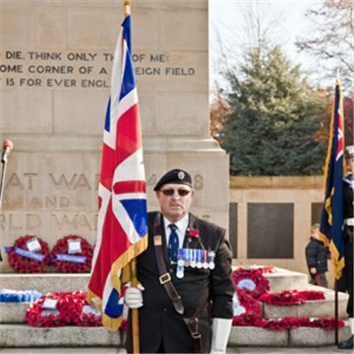 Rotherham remembers its fallen heroes.