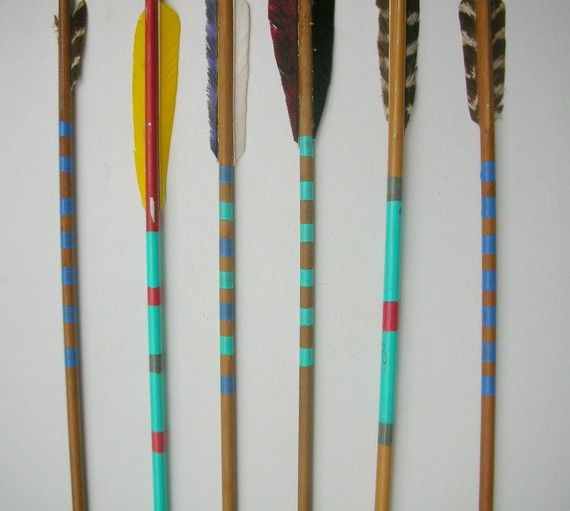 Bow And Arrow Craft For Kids
