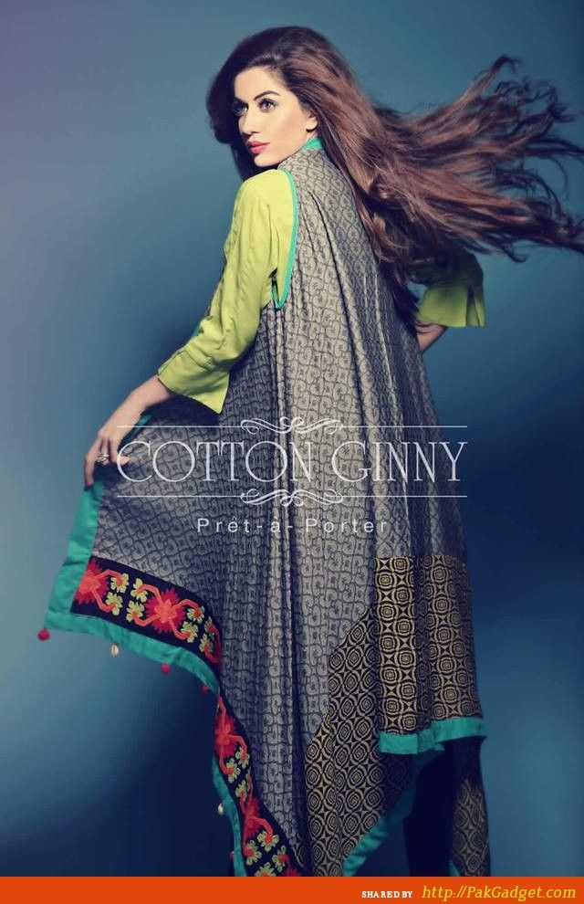 Cotton Ginny Summer Welcome of 2014 - Gul Ahmed, Firdous Lawn, Sana Safinaz, Swiss Lawn