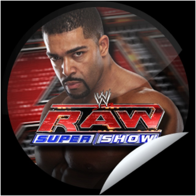 Raw - David Otunga