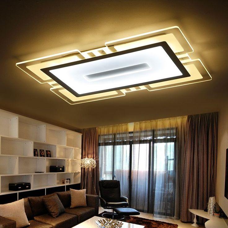 Amazing Modern Decoration Led Ceiling Lights Ideas ...
