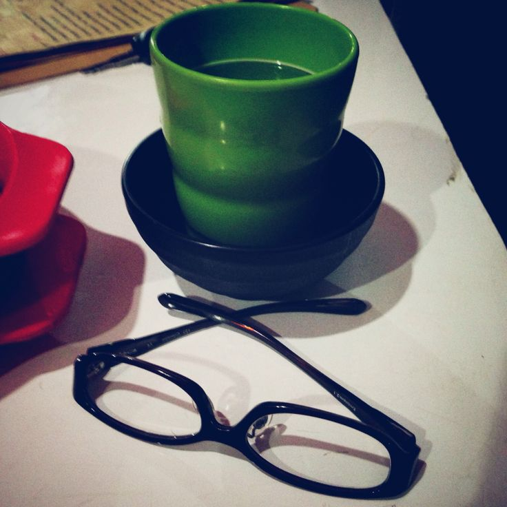Glasses Journey with Wedang Jahe