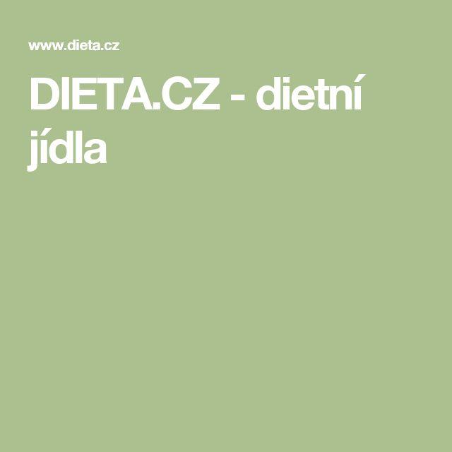 DIETA.CZ - dietní jídla