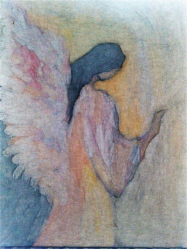 Angel by Gabriela Dinca