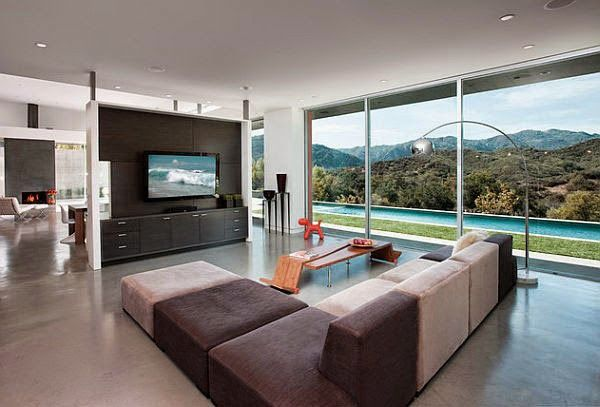 Excellent Living Room TV Wall Ideas