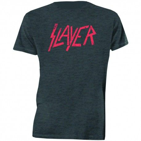 Tricou Slayer: Vintage Logo
