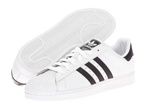 adidas originals superstar 2 - white/urban trail/white