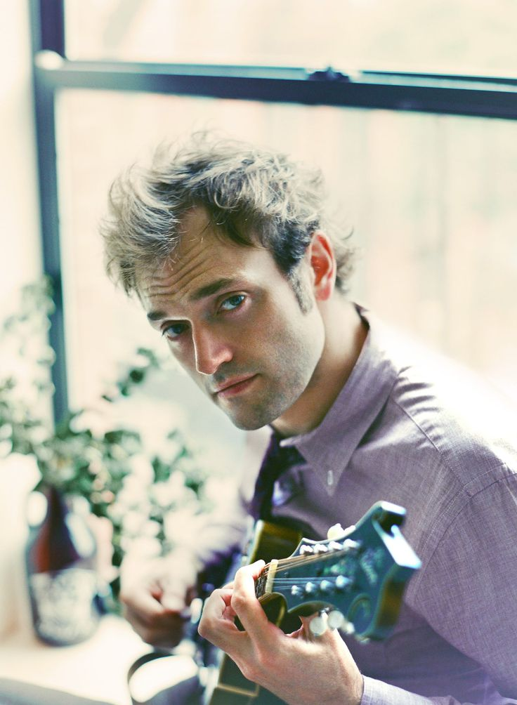 Chris Thile - one of the most gifted musician virtuosos I have ever seen.