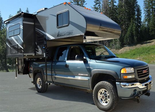 Short Bed Truck Campers Images