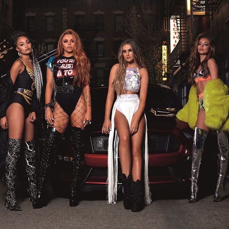 Little Mix Power Music Video